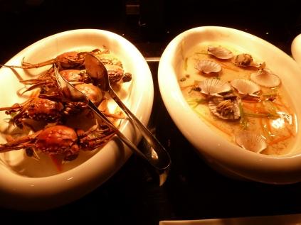 Seafood - I'll pass