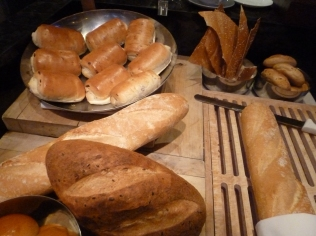Some of the breads
