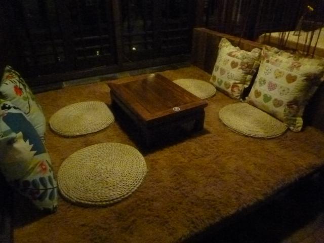 Celeste House's better seating