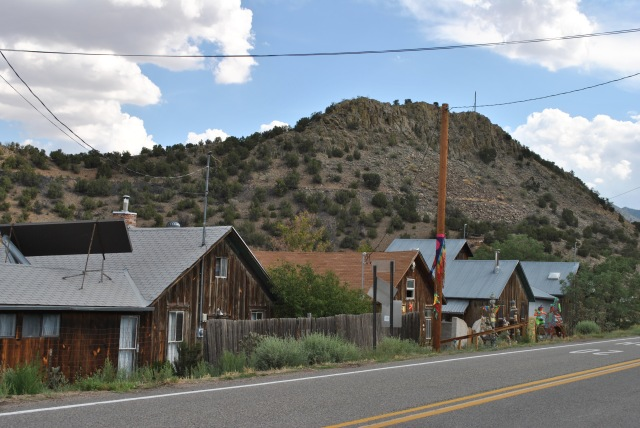 New Mexico, Turquoise Trail