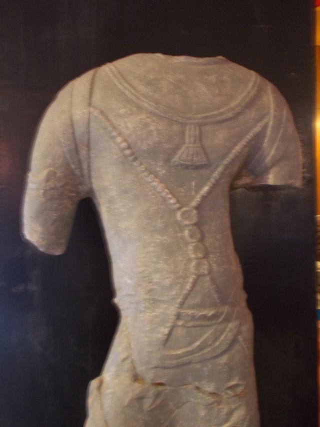 Chinese figure, Jinan Museum