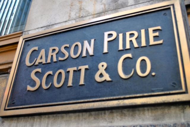 Carson, Pirie, Scott & Co., Chicago