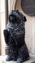 Queen Victoria's dog in Sydney