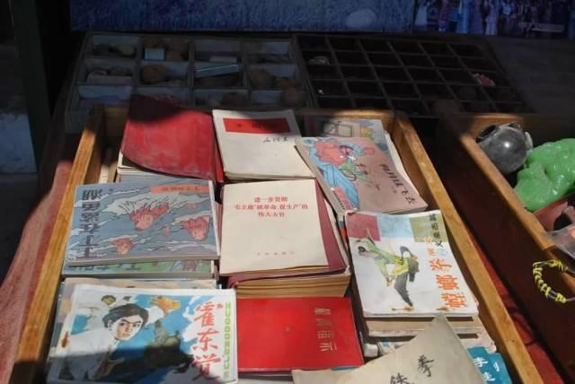 books comics